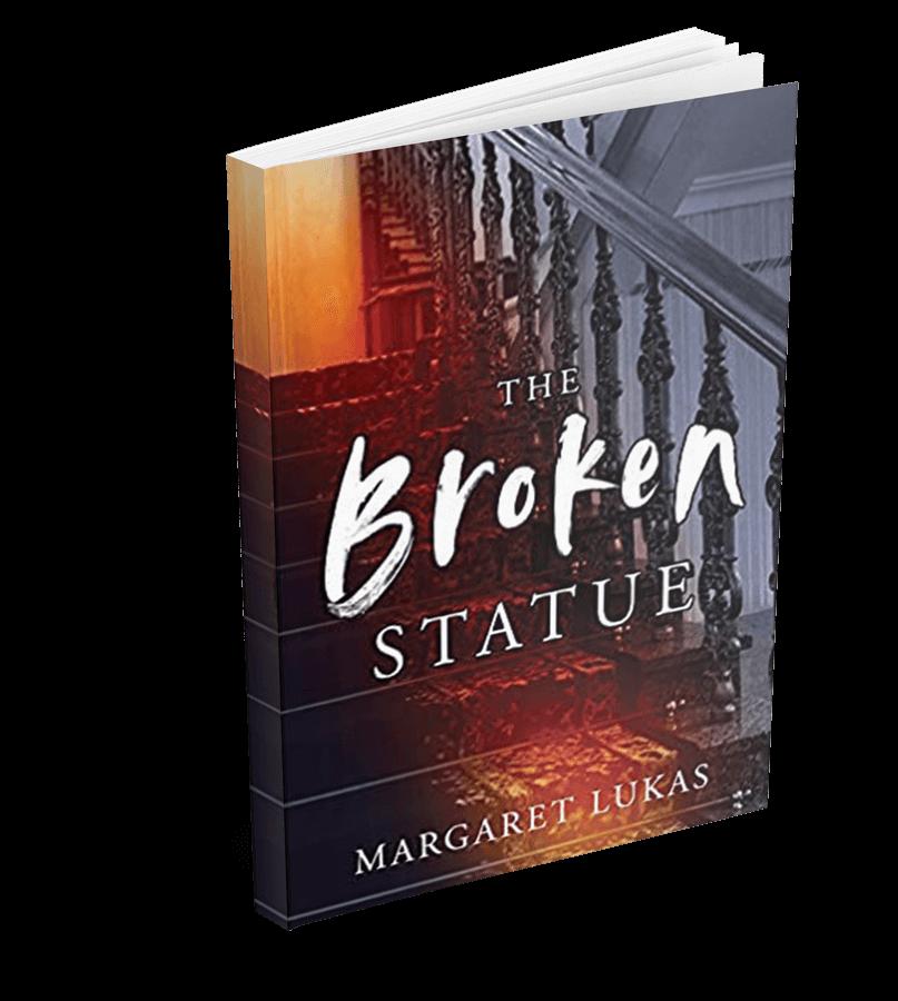 Margaret Lukas Broken Statue